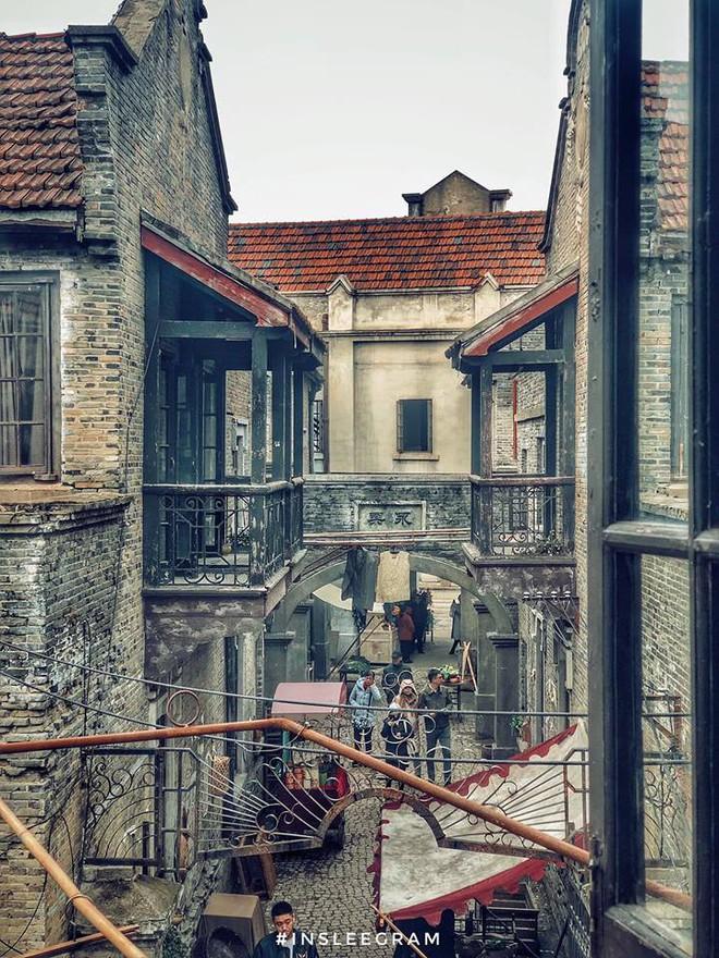 Tham quan phim trường nổi tiếng hàng đầu Thượng Hải: Tân Dòng Sông Ly Biệt và 1 loạt tác phẩm nổi tiếng đều quay ở đây - ảnh 25