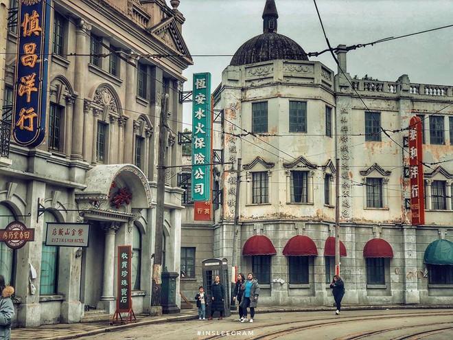 Tham quan phim trường nổi tiếng hàng đầu Thượng Hải: Tân Dòng Sông Ly Biệt và 1 loạt tác phẩm nổi tiếng đều quay ở đây - ảnh 28