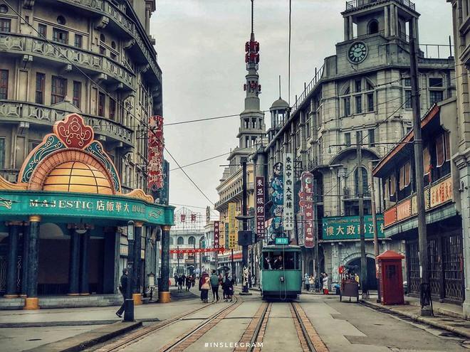 Tham quan phim trường nổi tiếng hàng đầu Thượng Hải: Tân Dòng Sông Ly Biệt và 1 loạt tác phẩm nổi tiếng đều quay ở đây - ảnh 29