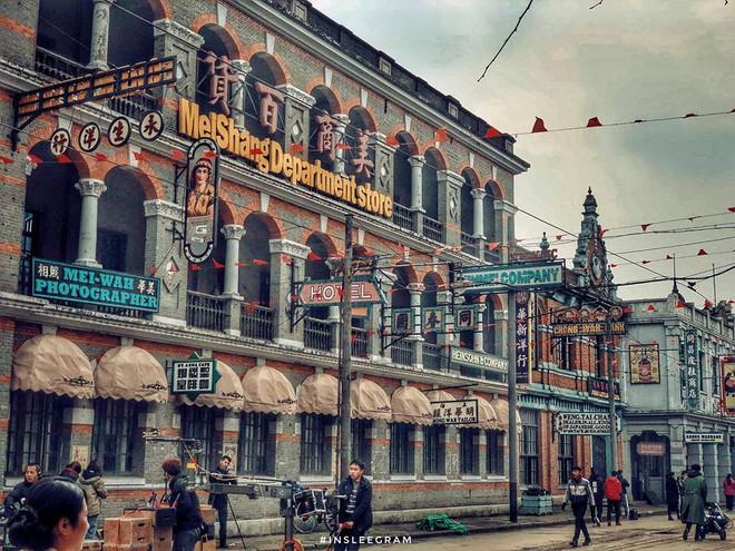 Tham quan phim trường nổi tiếng hàng đầu Thượng Hải: Tân Dòng Sông Ly Biệt và 1 loạt tác phẩm nổi tiếng đều quay ở đây - ảnh 4