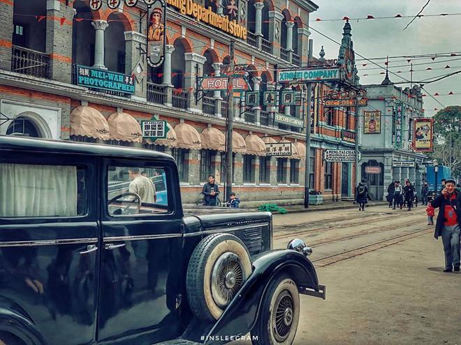 Tham quan phim trường nổi tiếng hàng đầu Thượng Hải: Tân Dòng Sông Ly Biệt và 1 loạt tác phẩm nổi tiếng đều quay ở đây - ảnh 9
