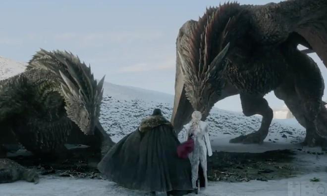 Game of Thrones mùa 8 tung trailer về trận chiến cuối cùng giữa Rồng và Bóng Trắng ở Winterfell - ảnh 5