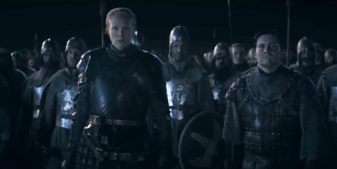 Game of Thrones mùa 8 tung trailer về trận chiến cuối cùng giữa Rồng và Bóng Trắng ở Winterfell - ảnh 2