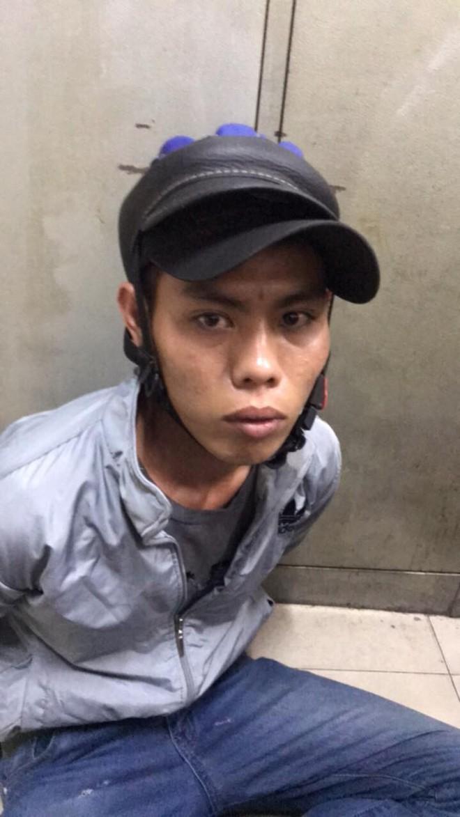 Bắt băng nhóm cướp giật giỏ xách, kéo lê người phụ nữ mang thai ở Sài Gòn - ảnh 2