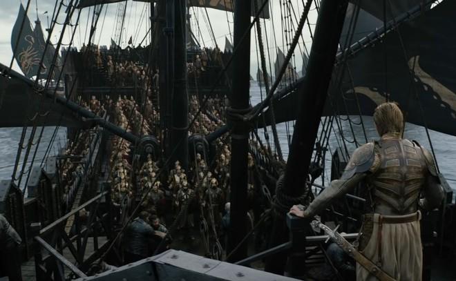 Game of Thrones mùa 8 tung trailer về trận chiến cuối cùng giữa Rồng và Bóng Trắng ở Winterfell - ảnh 4