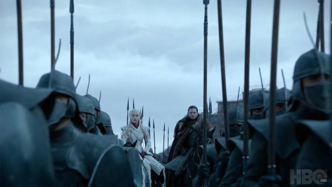 Săm soi 7 điểm thú vị từ trailer Game of Thrones mùa 8 - ảnh 5