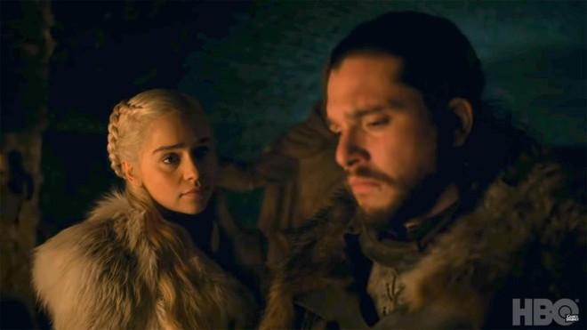 Săm soi 7 điểm thú vị từ trailer Game of Thrones mùa 8 - ảnh 6