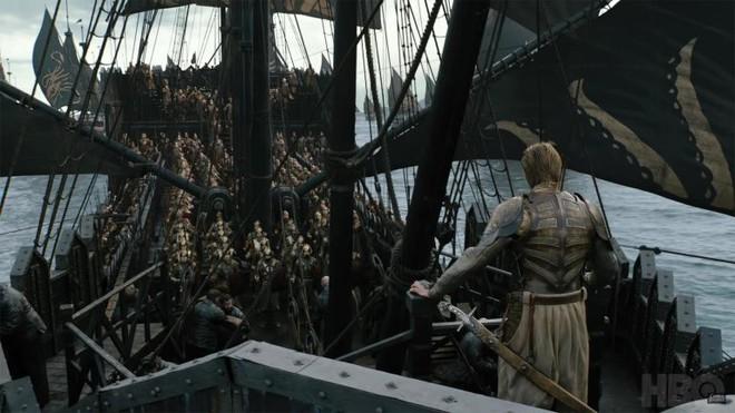 Săm soi 7 điểm thú vị từ trailer Game of Thrones mùa 8 - ảnh 2