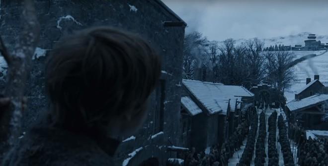 Game of Thrones mùa 8 tung trailer về trận chiến cuối cùng giữa Rồng và Bóng Trắng ở Winterfell - ảnh 1