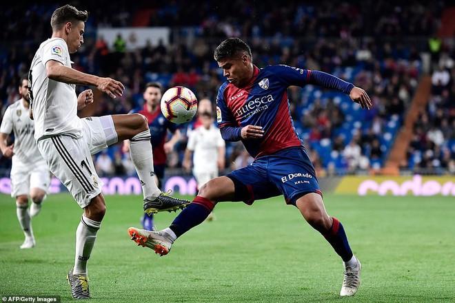 Zidane bất ngờ trọng dụng con trai, Real Madrid thắng toát mồ hôi hột trước đội cuối bảng - ảnh 5