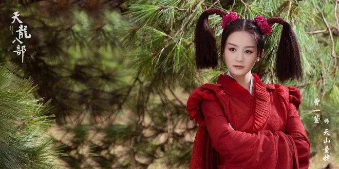 Cả dàn nữ chính Tân Thiên Long Bát Bộ không ai đáng trầm trồ bằng người này! - ảnh 7