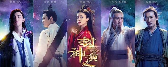 Truyền hình Hoa ngữ đầu năm 2019: Ngoài lệnh cấm cổ trang vô hại là đại tiệc mỹ nhân + thịt tươi mới - Ảnh 4.