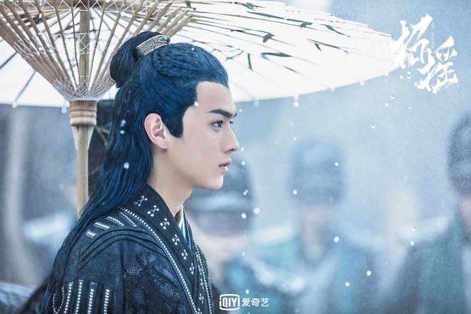 Truyền hình Hoa ngữ đầu năm 2019: Ngoài lệnh cấm cổ trang vô hại là đại tiệc mỹ nhân + thịt tươi mới - Ảnh 13.