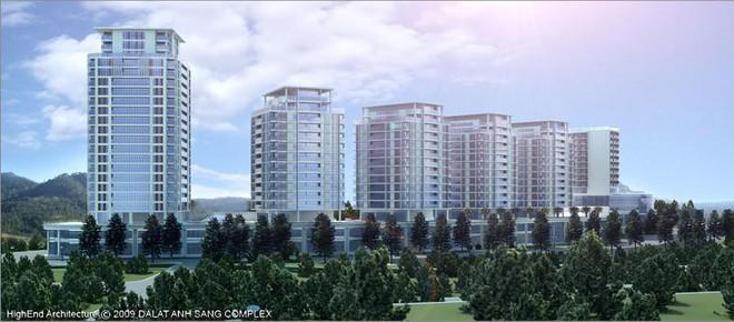 Đà Lạt: Dự án xây trung tâm thương mại bị treo 17 năm, cuộc sống người dân Ấp Ánh Sáng gặp nhiều phiền toái - ảnh 13