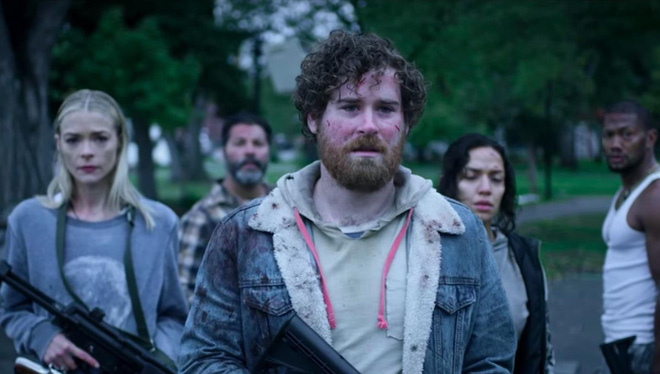 Ra net chơi game bắn zombie cũng không đáng sợ bằng ở nhà xem Black Summer trên Netflix! - ảnh 1