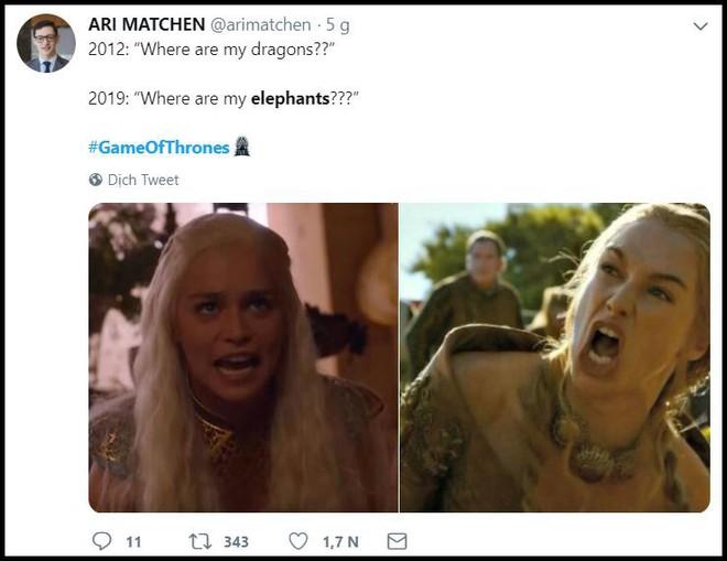 Xem tập đầu mùa 8, fan cười: Game of Thrones đổ nửa gia tài vào làm cảnh mở màn hả? - ảnh 7