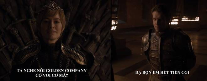 Xem tập đầu mùa 8, fan cười: Game of Thrones đổ nửa gia tài vào làm cảnh mở màn hả? - ảnh 11