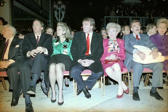 Hé lộ về 4 anh chị em của Tổng thống Trump: Đều có sự nghiệp lẫy lừng, riêng một người chết vì nghiện rượu - ảnh 3