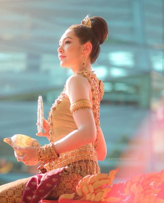 Dàn mỹ nhân đẹp nhất Tbiz hóa nữ thần tại Songkran 2019: Nữ chính Friend zone đỉnh cao nhưng có bằng 5 sao nữ này? - Ảnh 8.