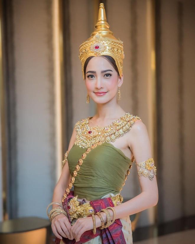Dàn mỹ nhân đẹp nhất Tbiz hóa nữ thần tại Songkran 2019: Nữ chính Friend zone đỉnh cao nhưng có bằng 5 sao nữ này? - Ảnh 20.