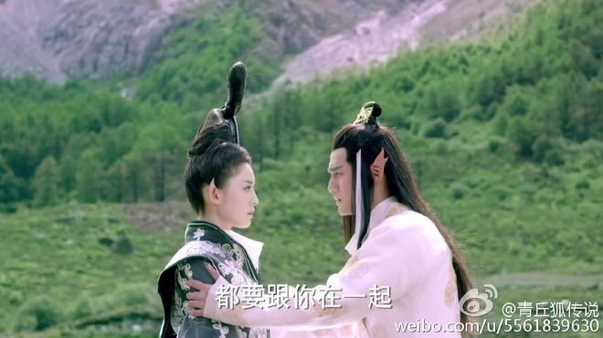 Nam hồ ly tinh trên màn ảnh Hoa Ngữ: Người mắt đỏ như máu, kẻ nanh nhọn như ma cà rồng lịch kiếp - Ảnh 4.