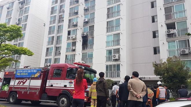 Bị chậm lương, người đàn ông điên cuồng phóng hoả, giết 5 người trong khu chung cư - ảnh 4