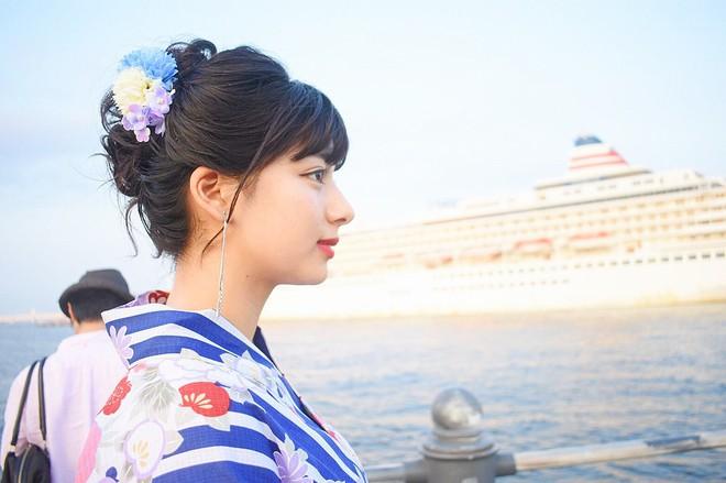 Gái đẹp Nhật Bản khiến fan BLACKPINK đứng hình mất 5s vì nhận nhầm là Lisa - ảnh 10