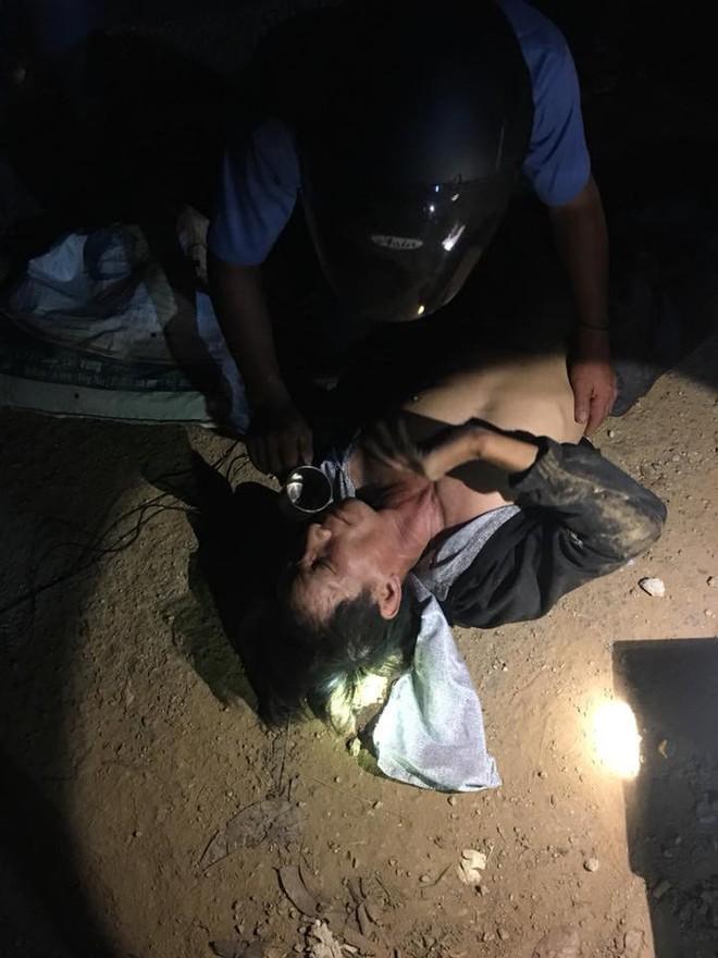 Cầm súng điện đi bắt trộm chó, nam thanh niên bị đánh bất tỉnh - Ảnh 1.