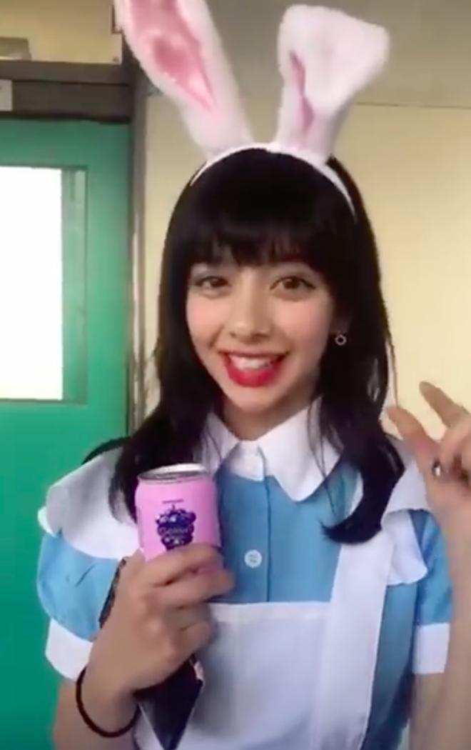 Gái đẹp Nhật Bản khiến fan BLACKPINK đứng hình mất 5s vì nhận nhầm là Lisa - ảnh 4