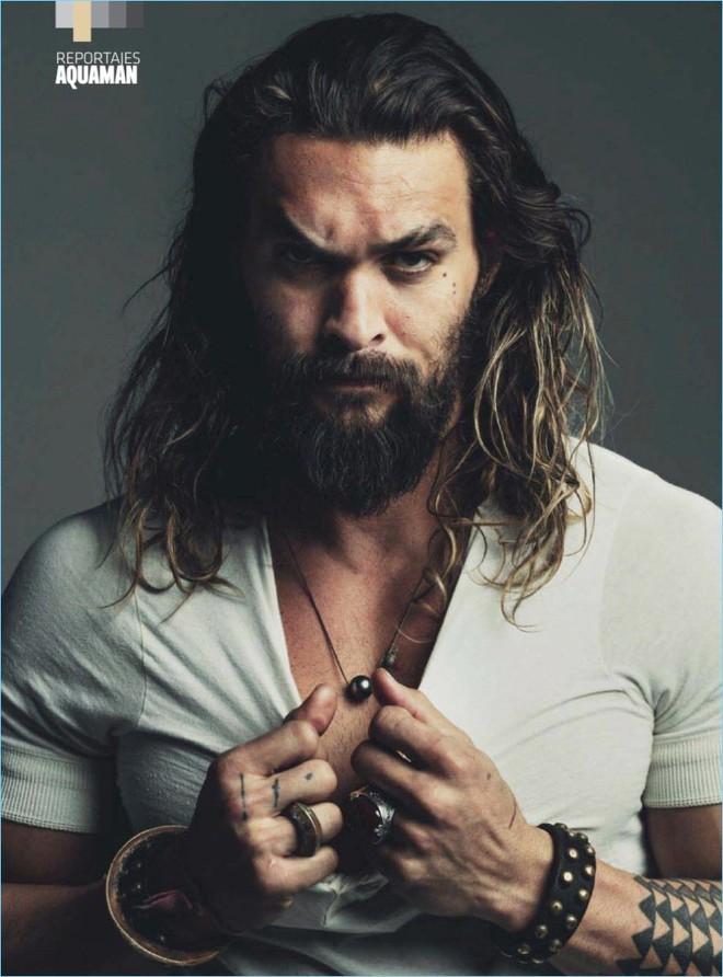 Ai rồi cũng khác: Lần đầu cạo râu sau 7 năm nuôi trường kỳ, tài tử Aquaman liệu có trở về vẻ cực phẩm như xưa? - Ảnh 1.