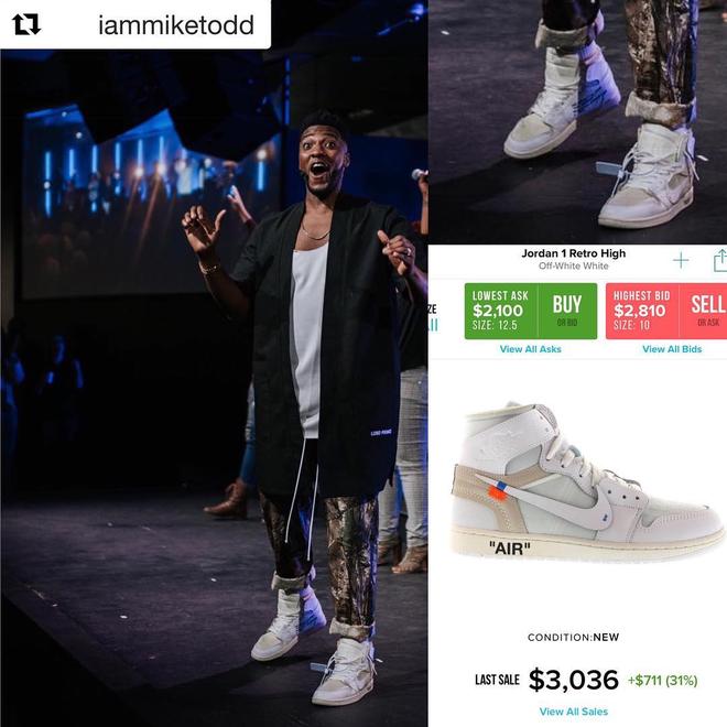 Hết việc để làm, thanh niên lập Instagram soi giày xịn trăm triệu của các mục sư giàu có - Ảnh 5.