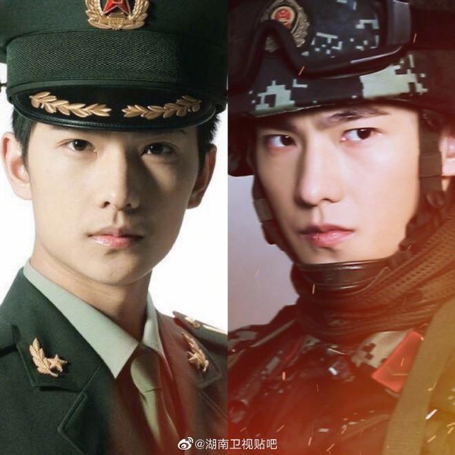 Quên đại úy Song Joong Ki đi, Dương Dương mới là quân nhân điển trai xuất sắc nhất Châu Á! - Ảnh 9.