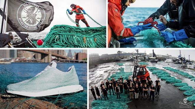 Khi thời trang lên tiếng: 'Gã khổng lồ' Adidas và lời hứa sản xuất 11 triệu đôi giày tái chế từ rác thải nhựa trong năm 2019 - ảnh 6