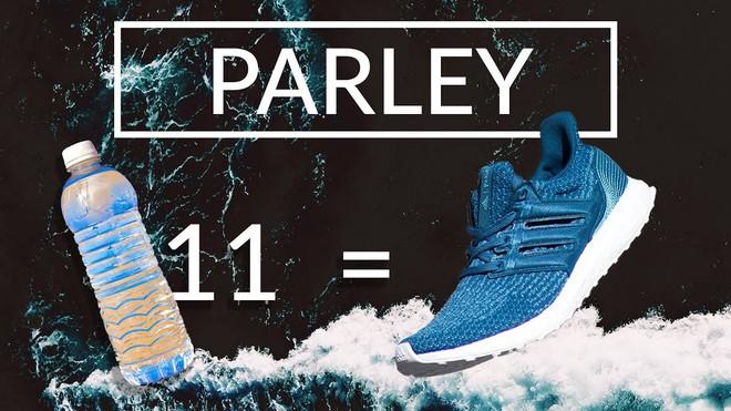 Khi thời trang lên tiếng: 'Gã khổng lồ' Adidas và lời hứa sản xuất 11 triệu đôi giày tái chế từ rác thải nhựa trong năm 2019 - ảnh 3