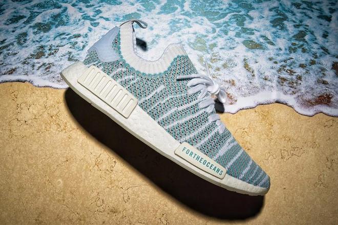 Khi thời trang lên tiếng: 'Gã khổng lồ' Adidas và lời hứa sản xuất 11 triệu đôi giày tái chế từ rác thải nhựa trong năm 2019 - ảnh 10