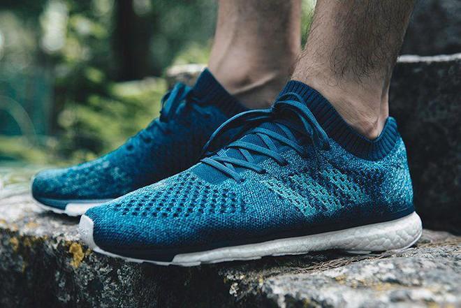 Khi thời trang lên tiếng: 'Gã khổng lồ' Adidas và lời hứa sản xuất 11 triệu đôi giày tái chế từ rác thải nhựa trong năm 2019 - ảnh 11