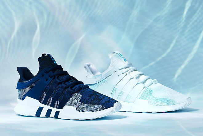 Khi thời trang lên tiếng: 'Gã khổng lồ' Adidas và lời hứa sản xuất 11 triệu đôi giày tái chế từ rác thải nhựa trong năm 2019 - ảnh 12