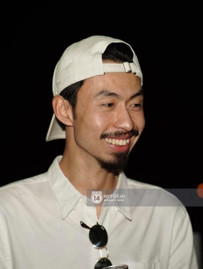 Sơn Tùng M-TP diện áo trắng chuẩn soái ca, Min xuất hiện không mệt tại sự kiện lớn ở Hà Nội - ảnh 4