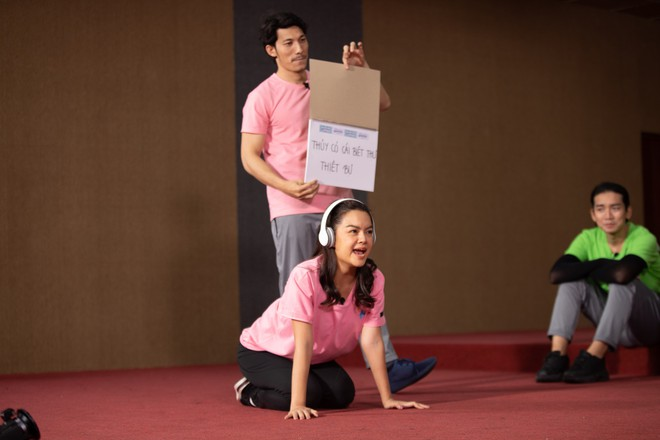Chi Pu bất ngờ khiến Phạm Quỳnh Anh nổi quạu dù không xuất hiện trong Running Man - ảnh 2