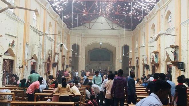 Ít nhất 80 người bị thương trong hai vụ nổ liên tiếp tại nhà thờ - ảnh 1