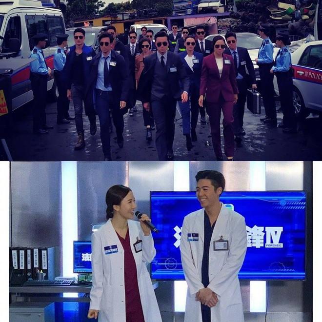 Vướng phốt tiểu tam của Huỳnh Tâm Dĩnh, TVB cứu vãn bom tấn Bằng Chứng Thép 4 kiểu gì? - ảnh 2