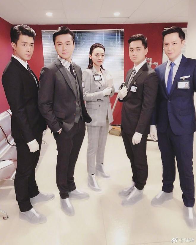 Vướng phốt tiểu tam của Huỳnh Tâm Dĩnh, TVB cứu vãn bom tấn Bằng Chứng Thép 4 kiểu gì? - ảnh 3