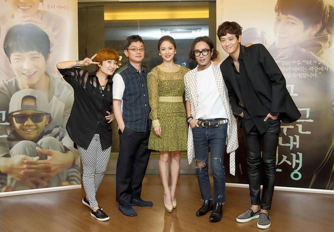 Mong có một ngày, Song Hye Kyo chinh phục thành công gam màu vàng chứ hiện tại thì lần nào mặc cũng mắc lỗi - ảnh 8