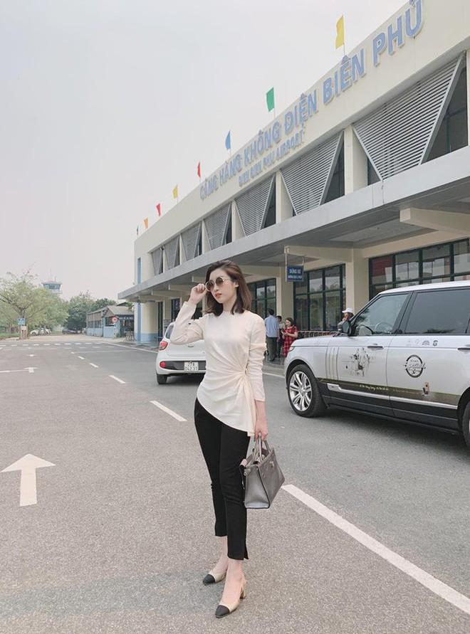 Kỳ Duyên tình ấm mặn nồng bên Minh Triệu, Hà Tăng diện váy sát nách đương đầu với nắng nóng trong street style tuần này - ảnh 10