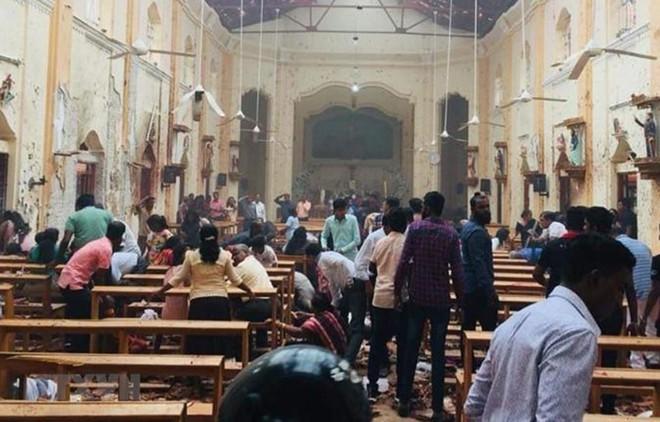 Sri Lanka tiếp tục rúng động với vụ nổ thứ 8 liên tiếp trong ngày - ảnh 1