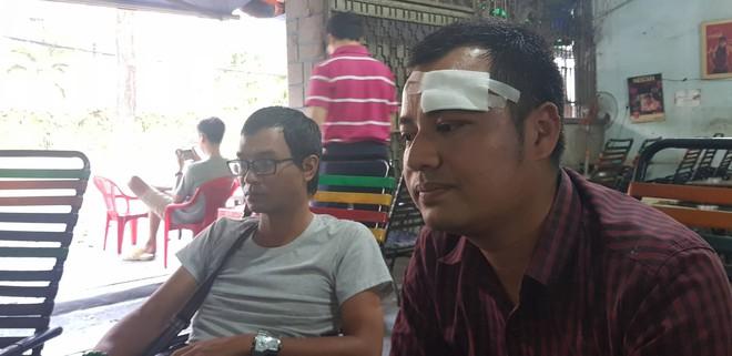 Phó giám đốc doanh nghiệp bị giang hồ đánh trọng thương ở Sài Gòn - ảnh 2