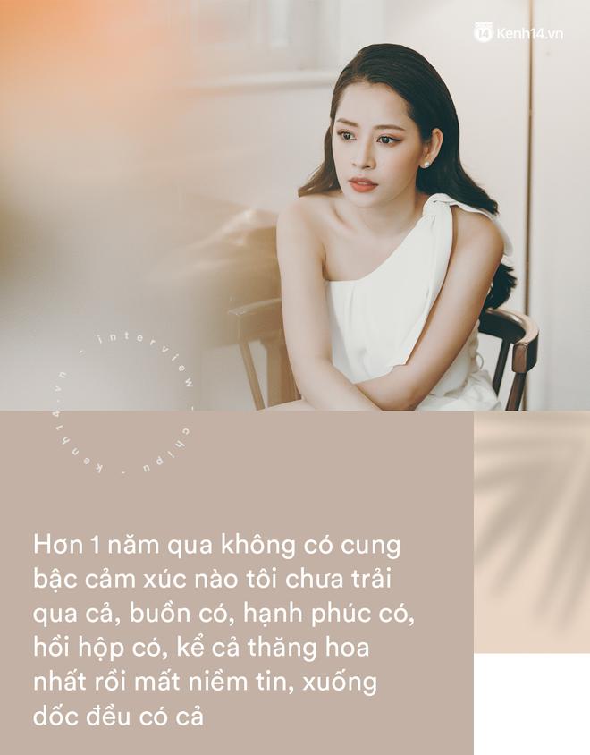 Chi Pu: Tôi từng rơi xuống đáy tuyệt vọng khi rất nhiều người, kể cả nghệ sĩ đều nói cấm tôi đi diễn - Ảnh 3.