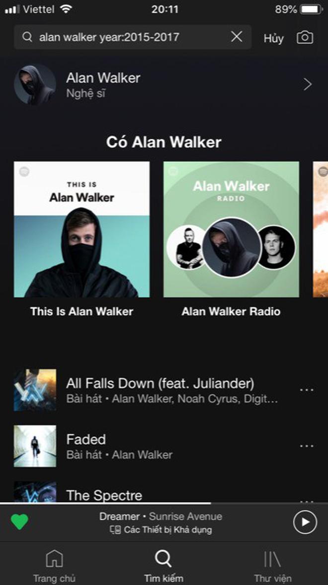 12 mẹo thần thánh cho dân ghiền Spotify, không chỉ nghe nhạc mà còn nhiều trò khác - ảnh 2