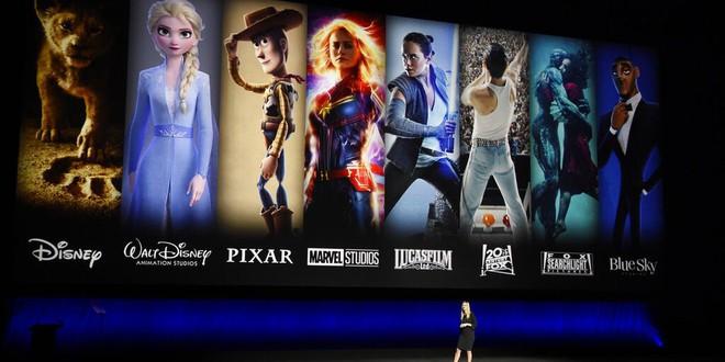 Đây là thế lực đáng sợ có khả năng phế ngôi của trùm cuối Disney ở tương lai gần - ảnh 1