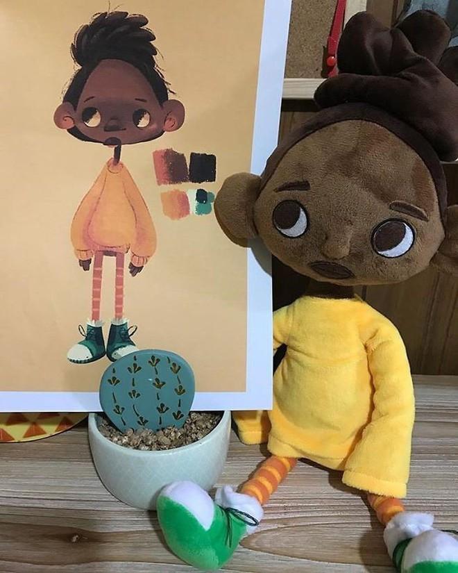 Biến những bức vẽ nguệch ngoạc thành đồ chơi, công ty này đang chiếm trọn cảm tình của trẻ em trên thế giới - Ảnh 4.